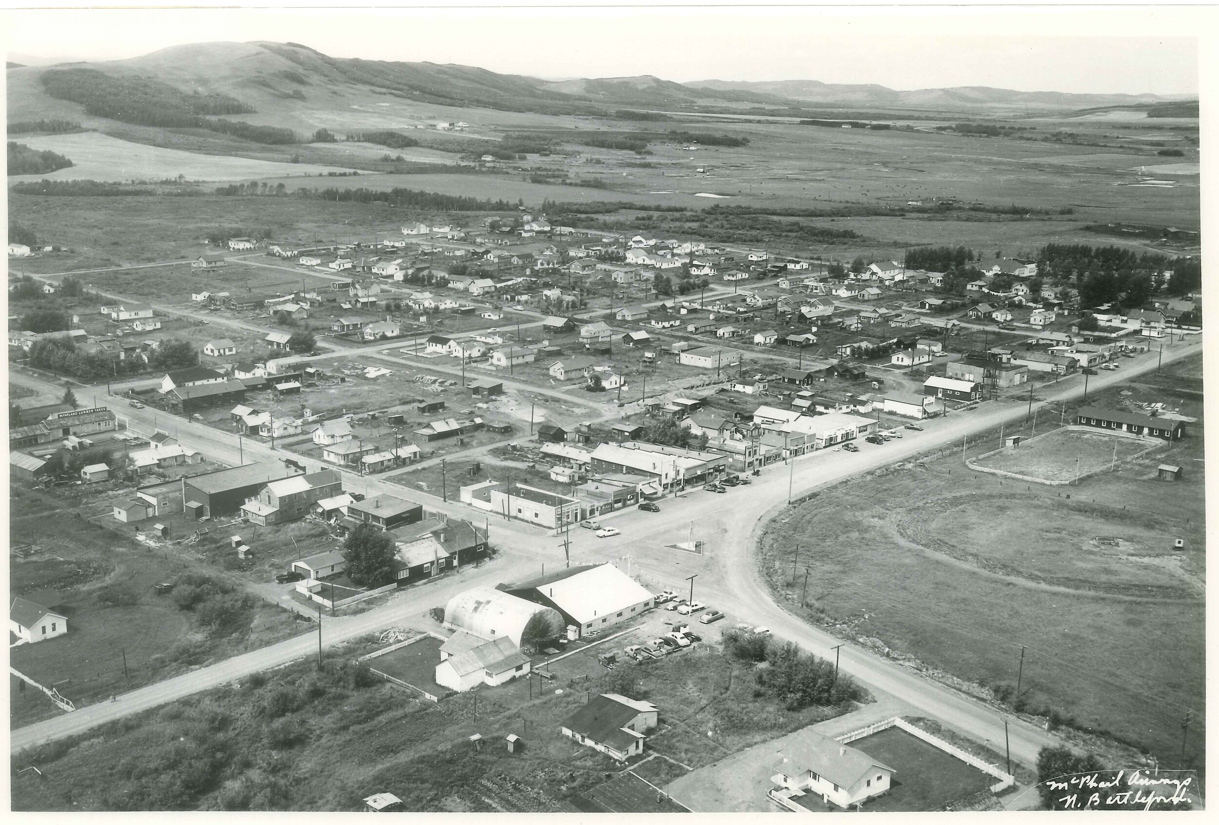 Turner Valley 1957