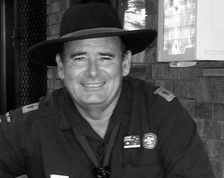 Rodney Morris, Queensland -