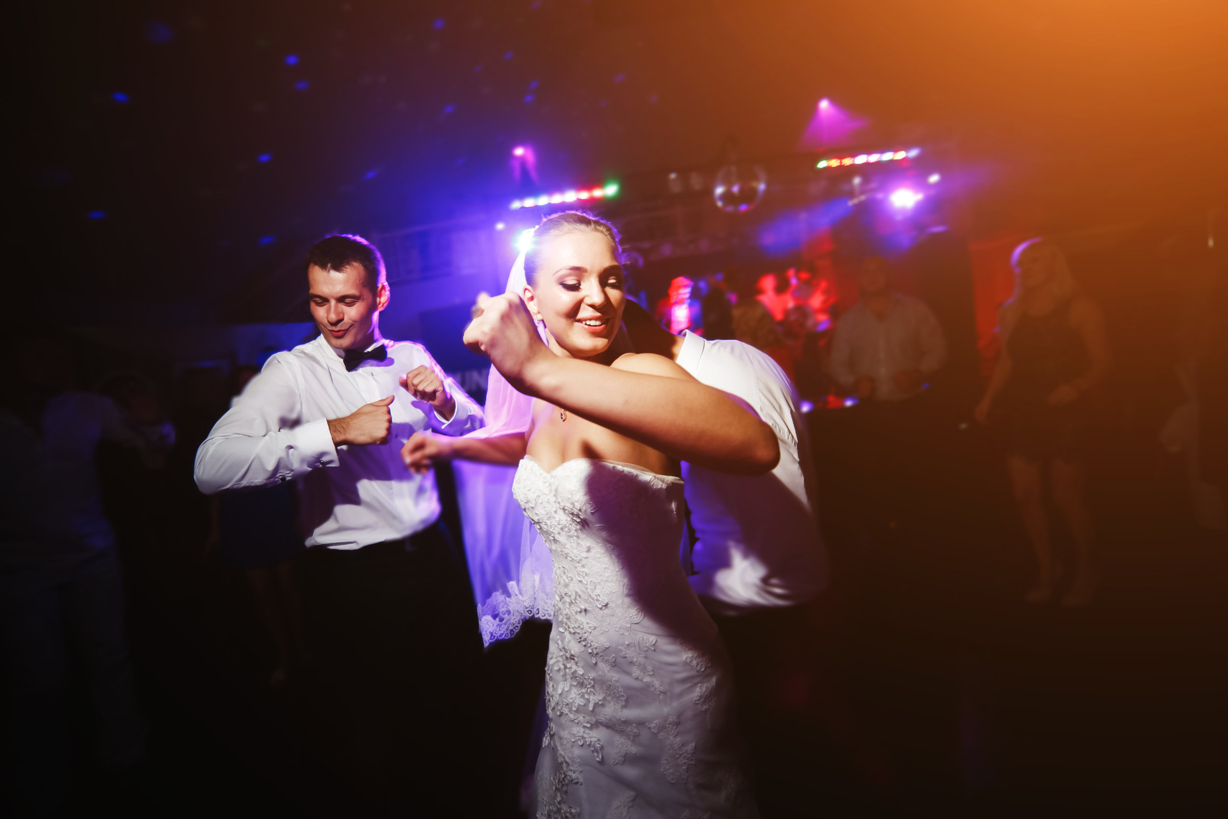 Top 2016 wedding DJ songs