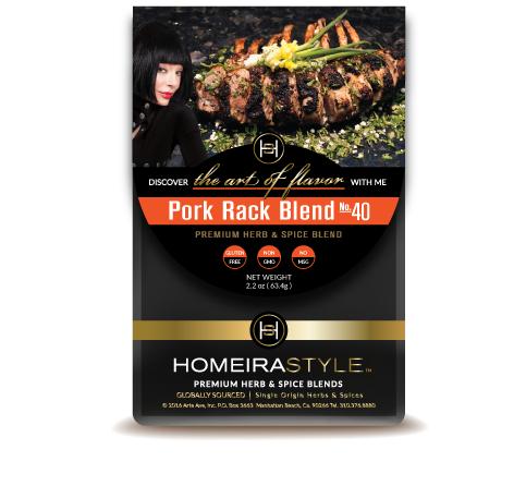 HomeiraStyle Pork Rack Blend No.40