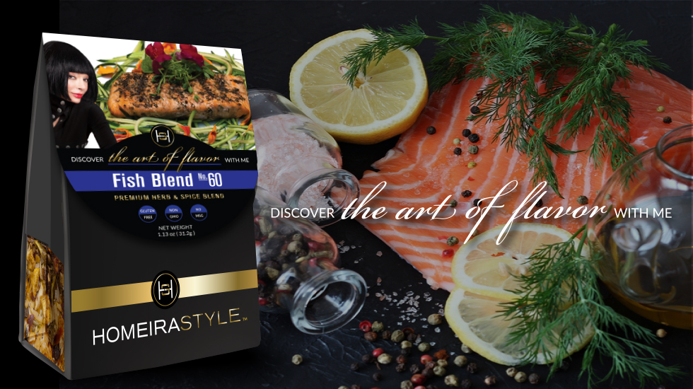 HomeiraStyle Fish Blend No.60