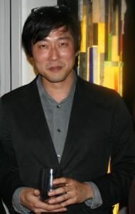 Artist Jung Wan Bae