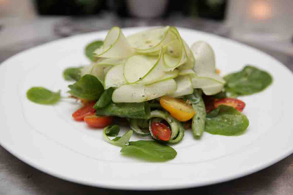 Watercress, Granny Smith and Persian Cucumber Salad N0.75 Vinaigrette