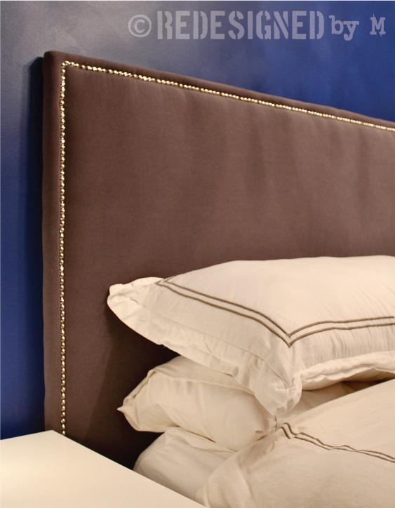 Diy Upholstered Headboard Planq Studio