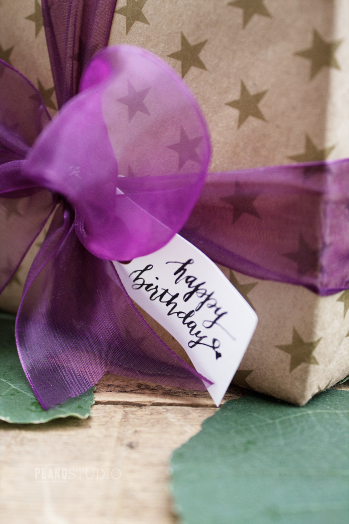 SAVE YOUR GIFT WRAP & EMBELLISHMENTS