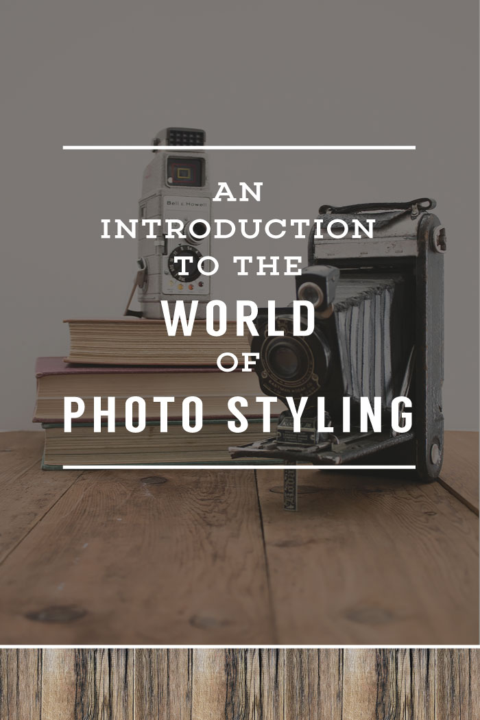 An Introduction To The World of Photo Styling | Planq Studio | photo styling, prop styling, visual marketing, brand photography, blog photography