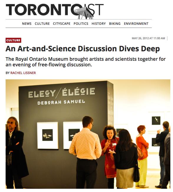 Torontoist  - May 26, 2012