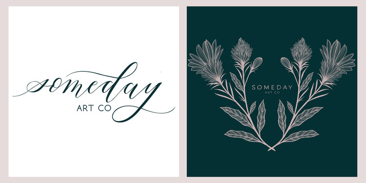 d8c9ecf1e0a Someday Art Co | Montreal Calligrapher | Online Calligraphy Classes ...