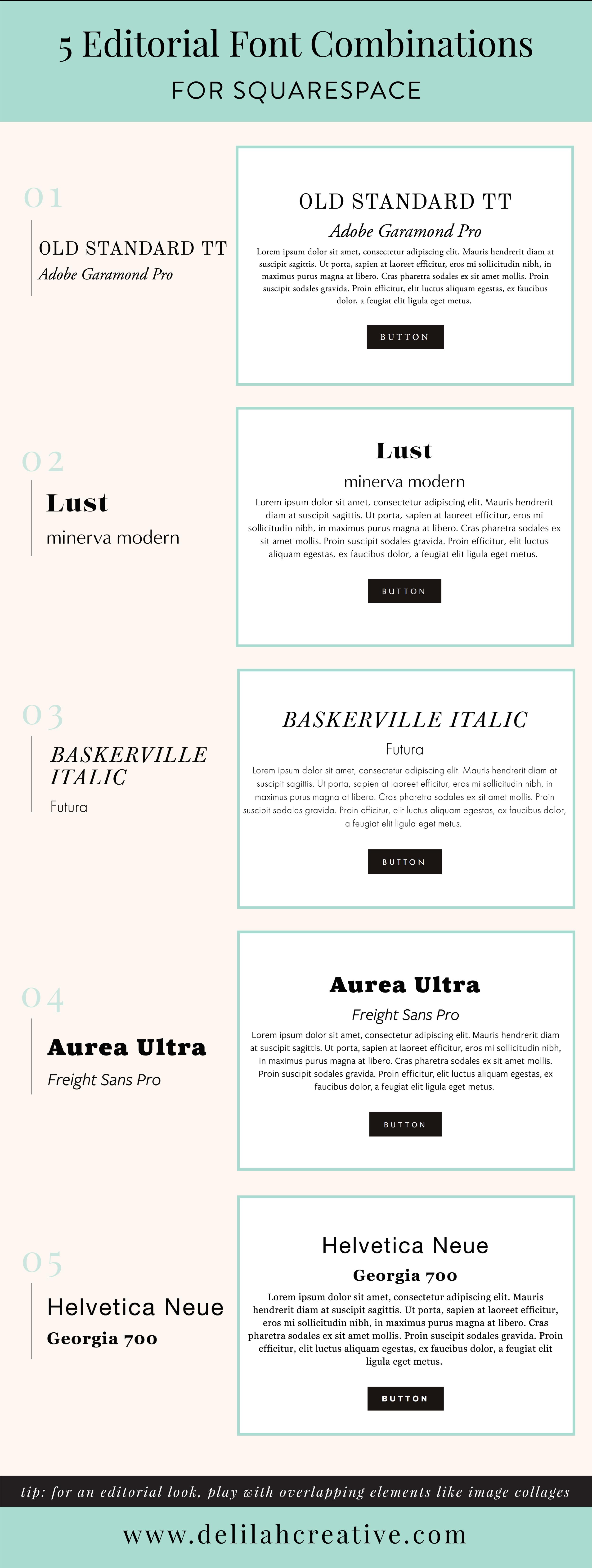 squarespace-editorial-font-combinations