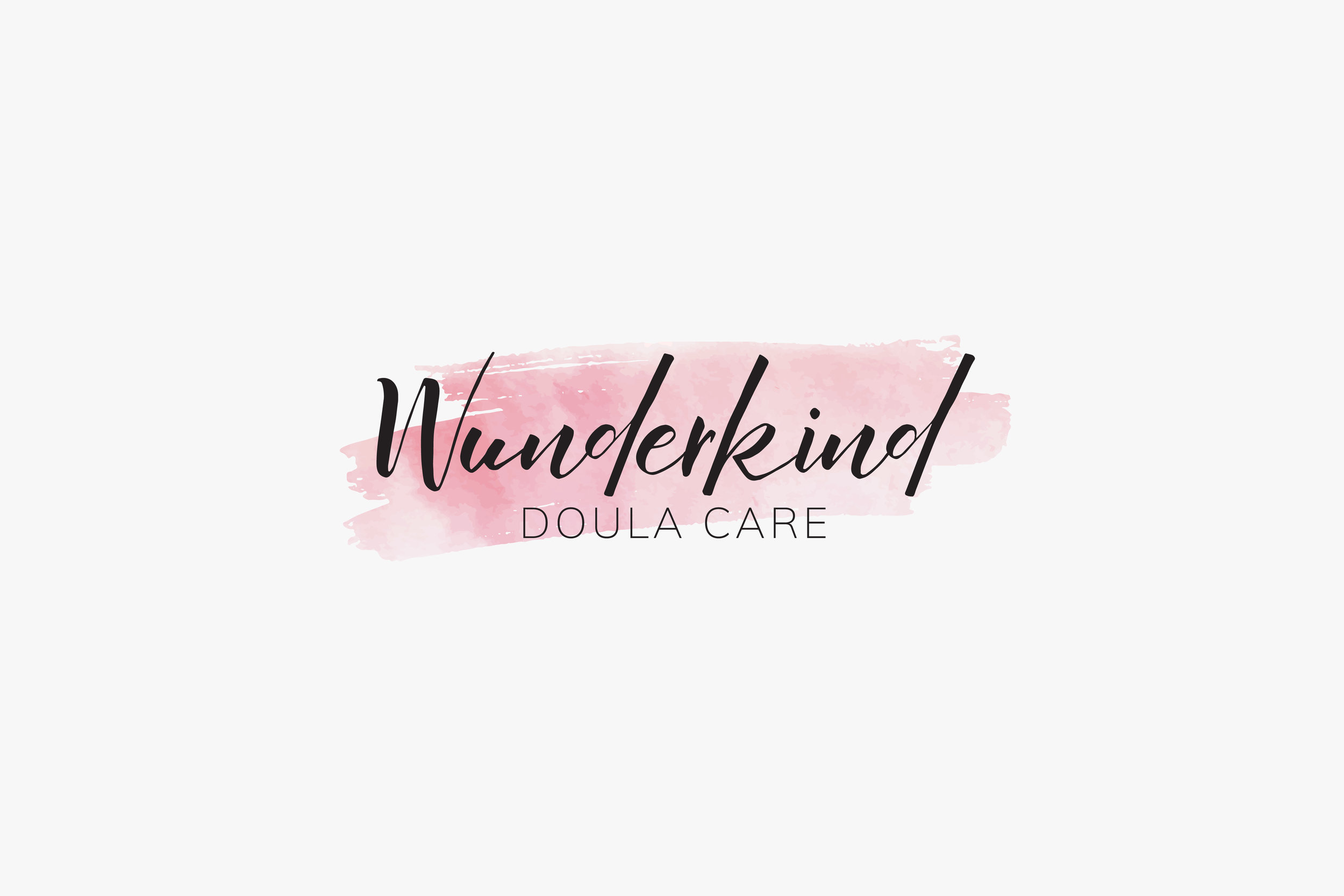 Branding & Website: Wunderkind Doula care