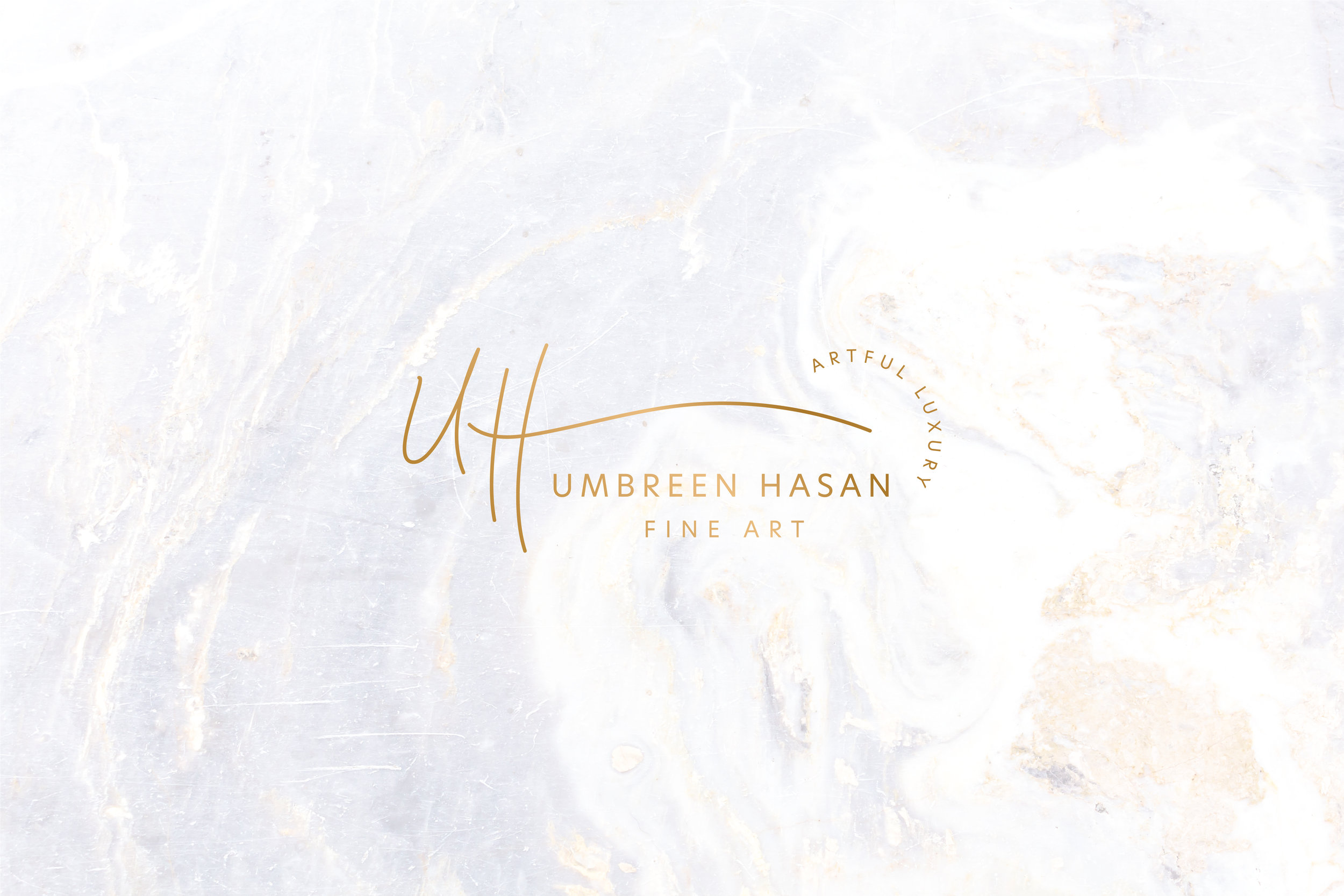 Branding & Website: Umbreen hasan