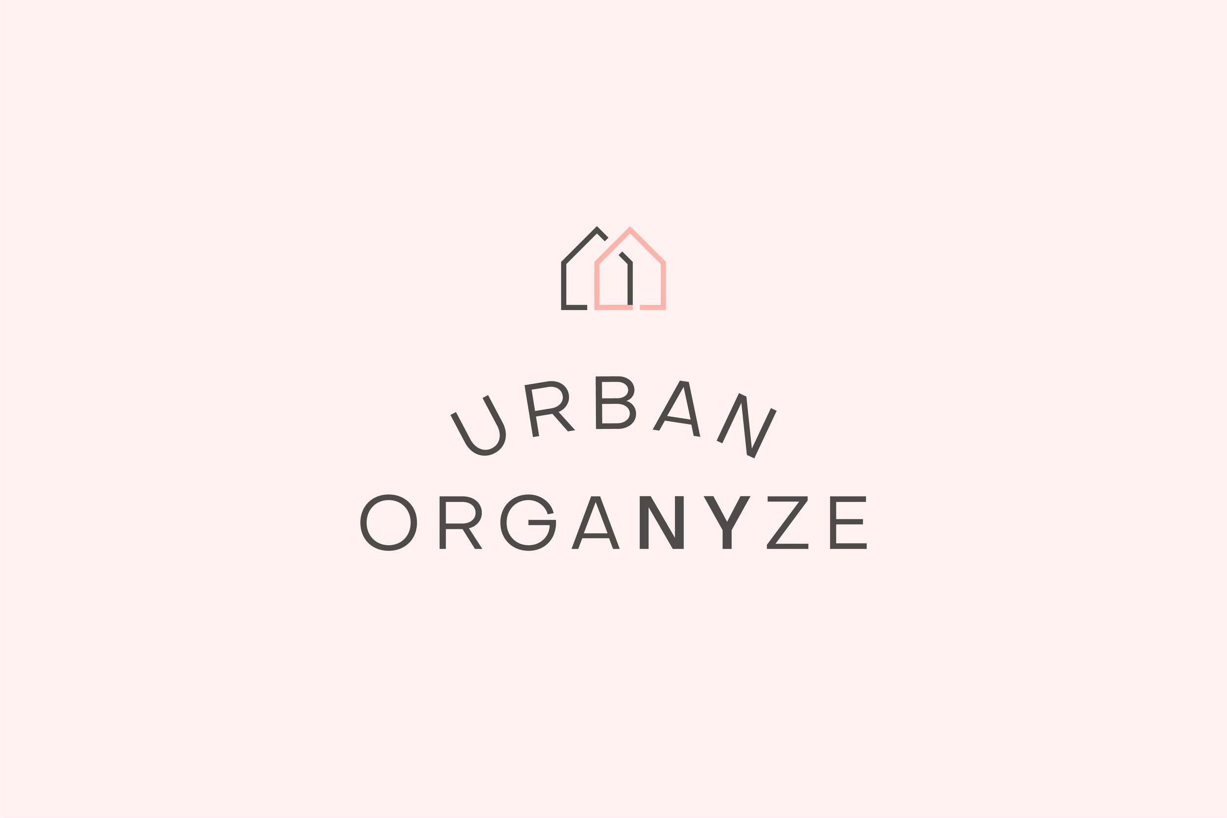Branding & Website: Urban organyze