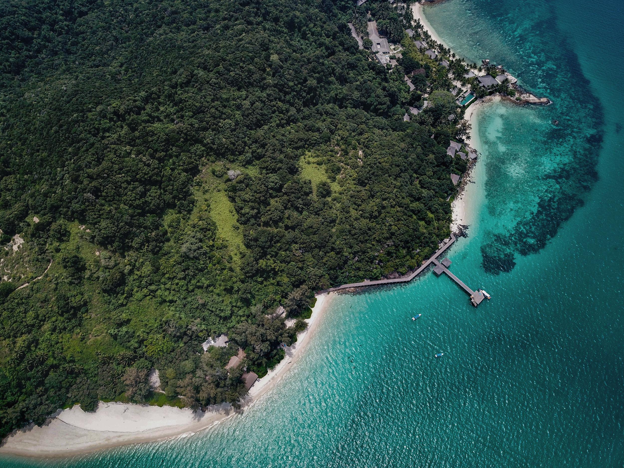 Batu Batu - Private Island Resort Malaysia