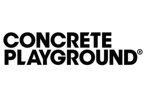 concrete playground