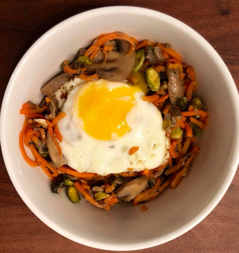 My go-to Whole30 breakfast