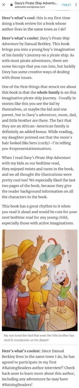 https://raisingreaderssite.wordpress.com/2018/05/24/davys-pirate-ship-adventure-a-book-review