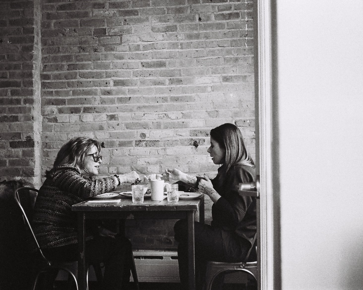 FEBRUARY IN BROOKLYN - PHOTOGRAPHY AND WORDS BY ANNE SOPHIE LANDOU