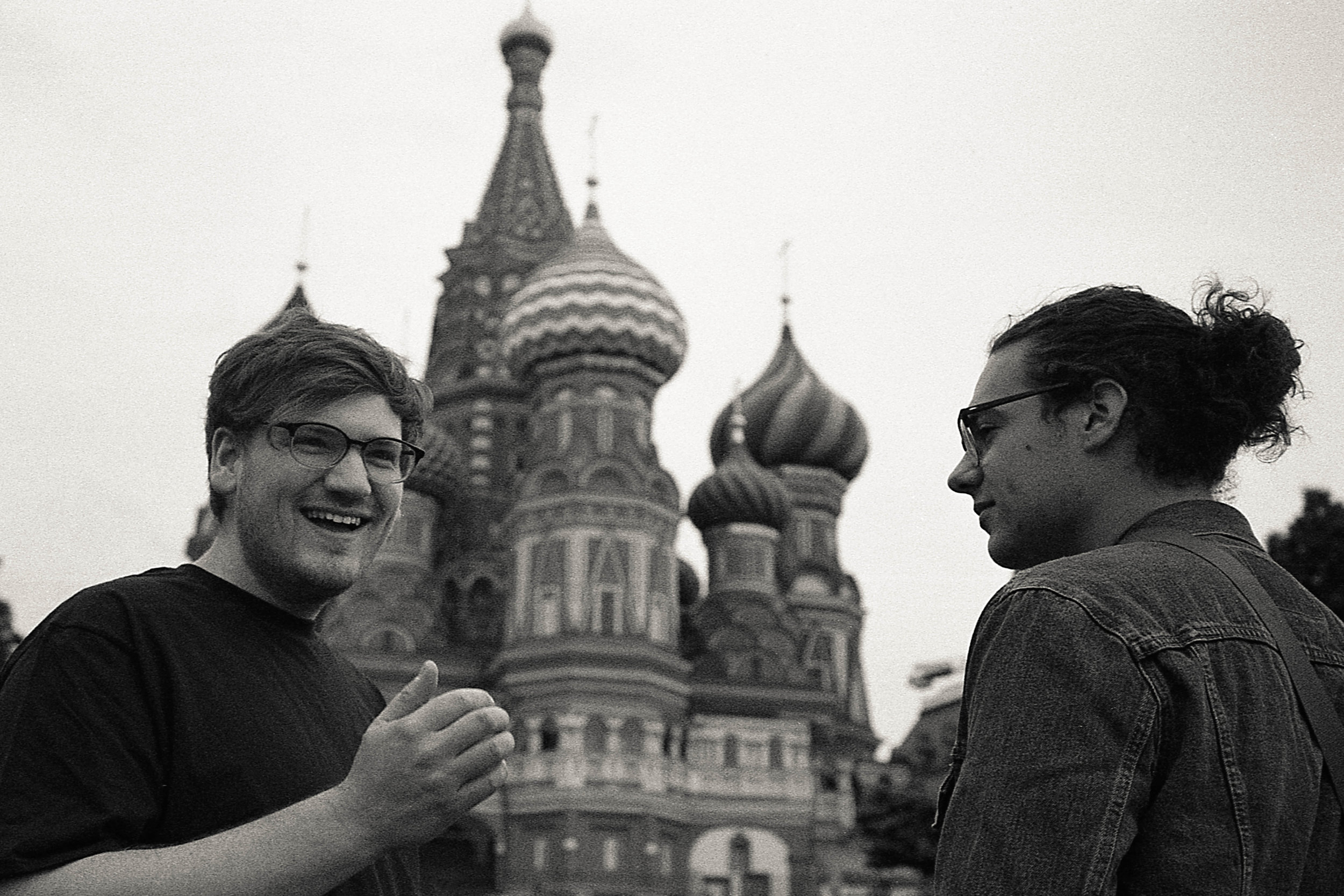 36 HOURS IN MOSCOW