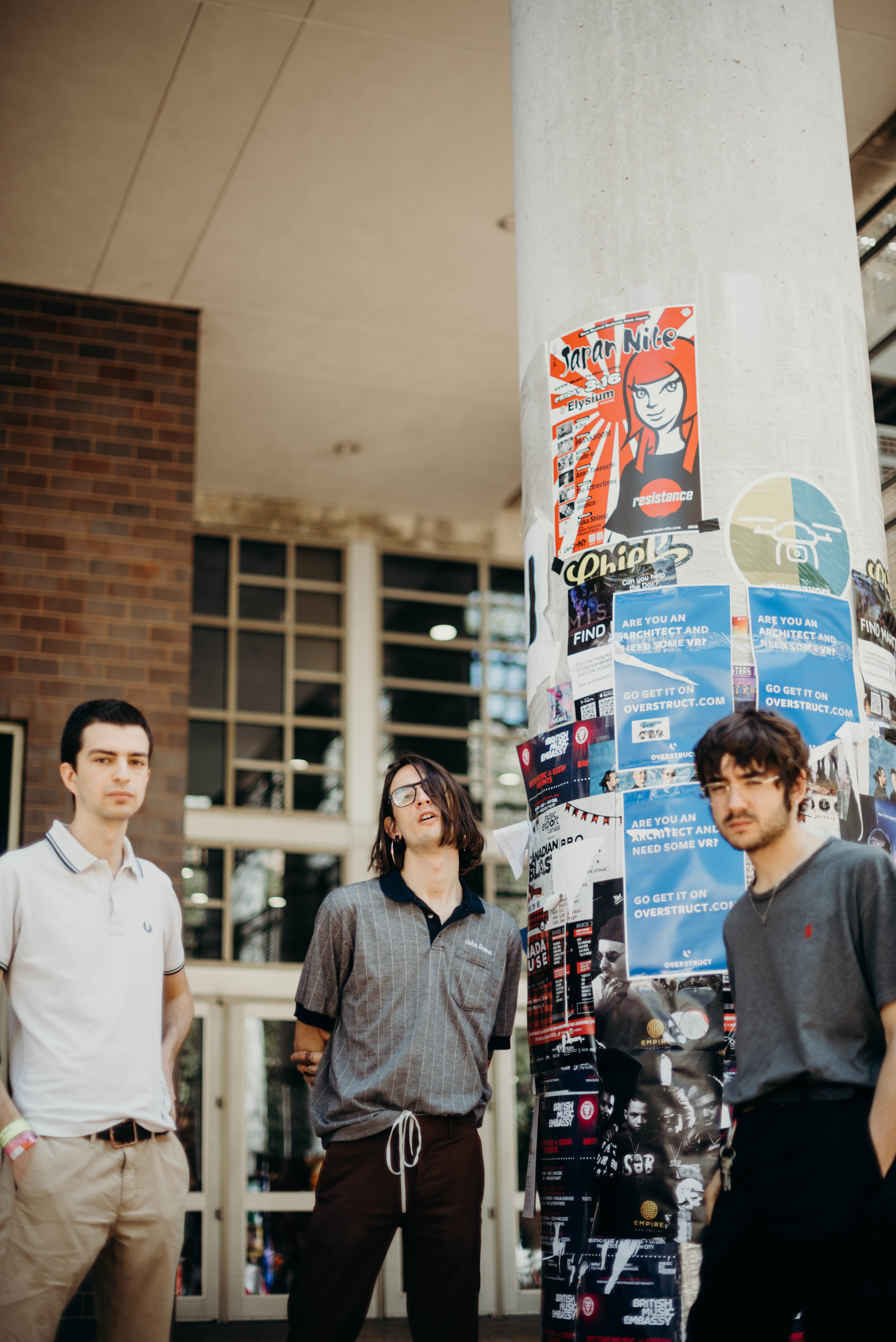 Interview with FAVX: Playing First SXSW and Musical Influences
