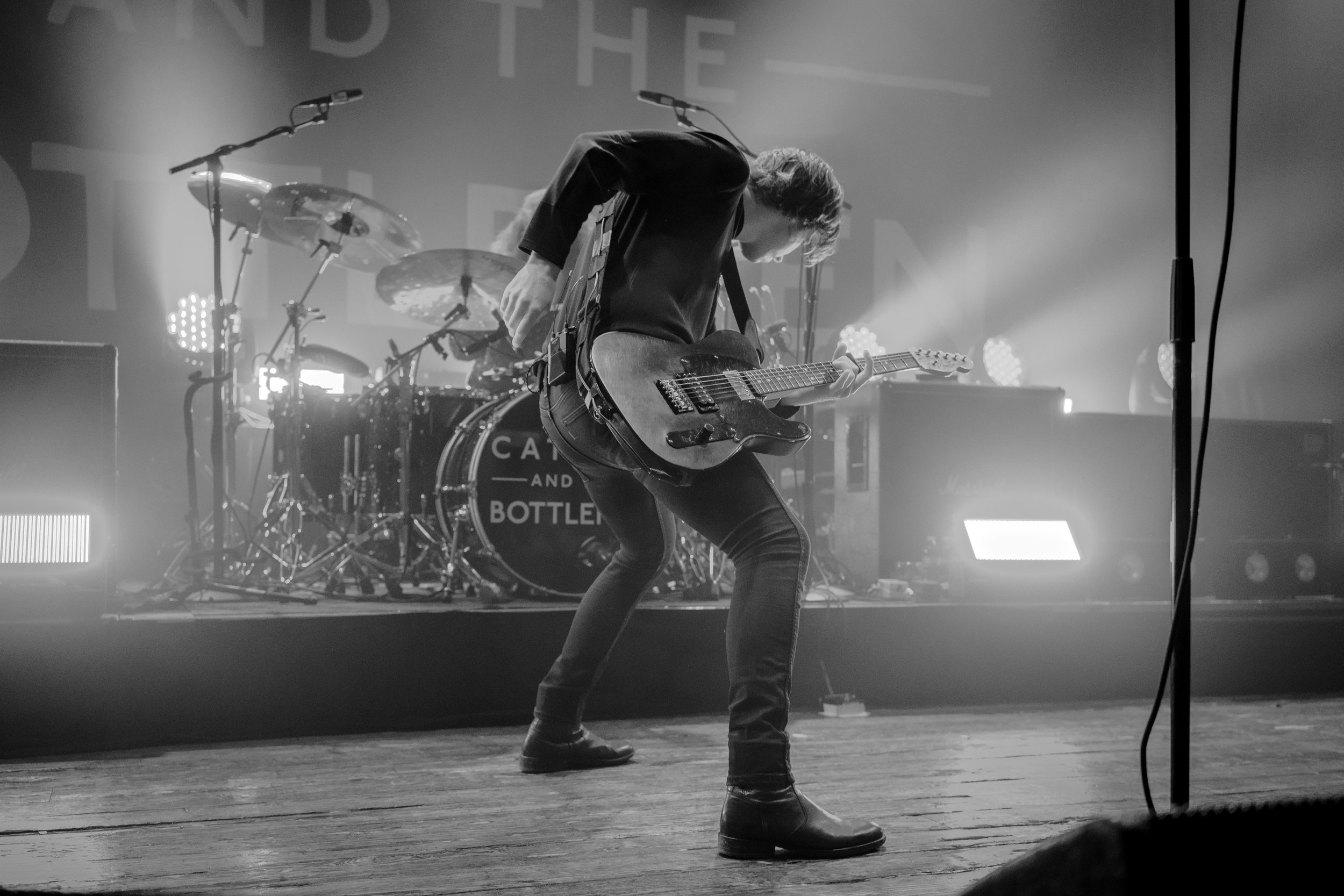 LOLLAPALOOZA AFTERSHOW: Catfish and the Bottlemen at House of Blues in Chicago, Illinois
