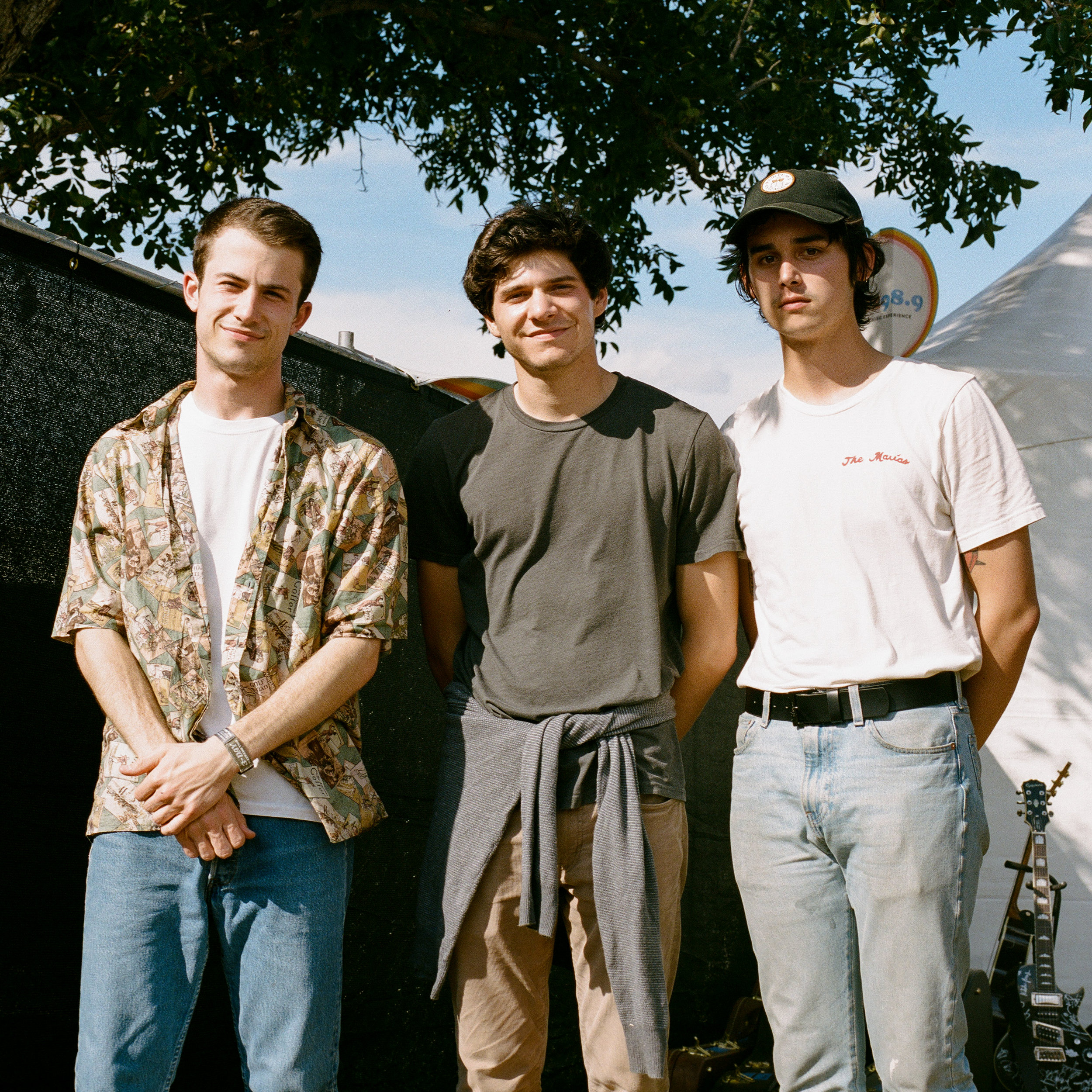 Chat with Wallows: Golfing, Thai Food and BROCKHAMPTON