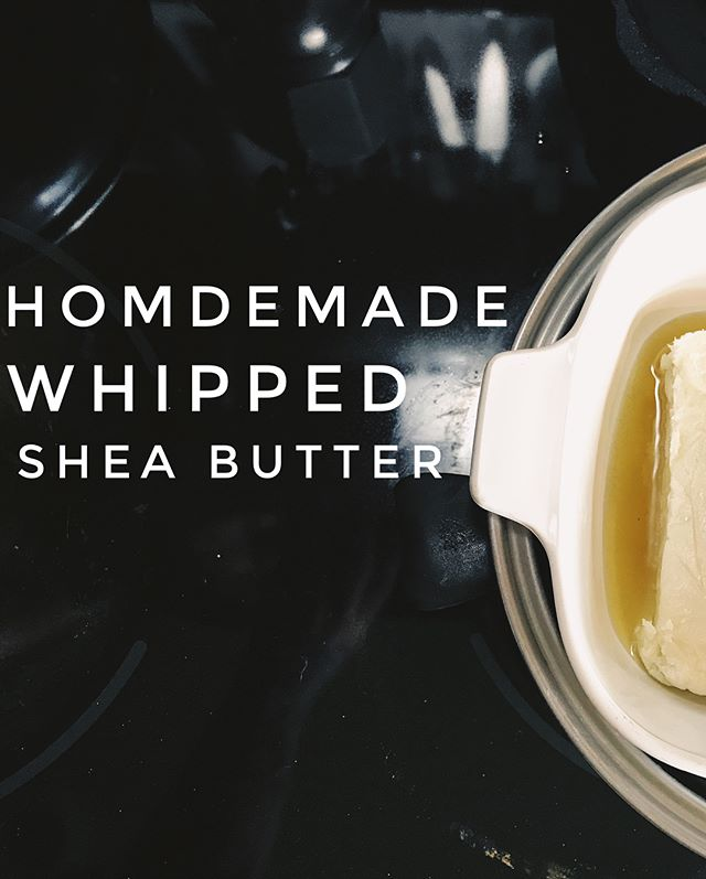 Check out the Insta stories out to see how easy it is to make your own whipped shea butter + fat balls.  #sunday #recipe #shea #lotion #healthy #diy #fatball #explore #create #photograph
