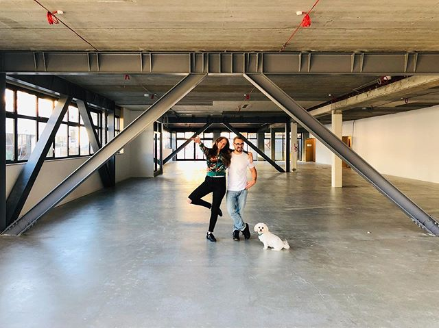 Insanely exciting news; we've taken the keys to our new studio. Fit out begins tomorrow. We're in mid August with all sorts of epic shit like meeting rooms, multiple toilets, desks, oh and a cinema and online edit suite and mo cap / photography studio. 🔥🔥🔥 (it's over the road from our current space, closer to Prefab)