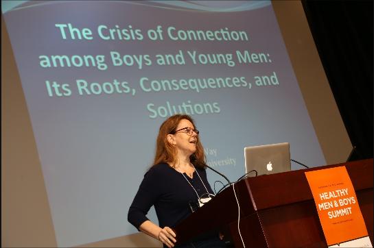 Dr. Naobi Way,Professor of Applied Psychology, NYU