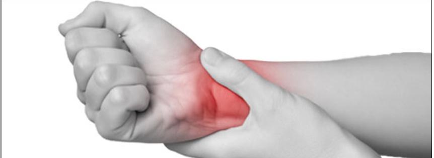 WRIST/HAND PAIN