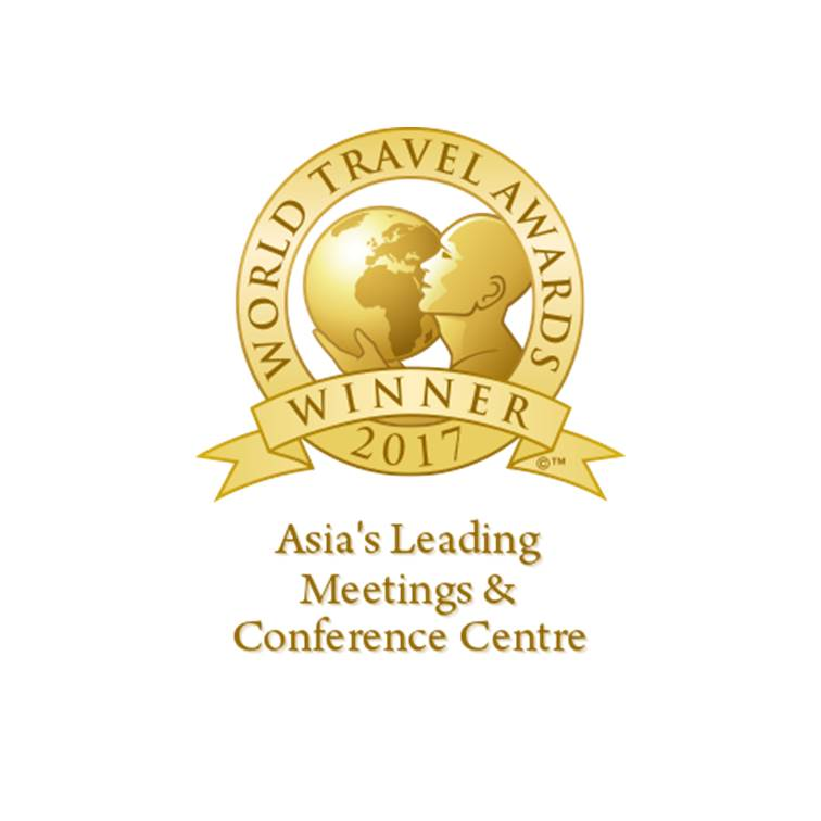 World Travel Awards 2017  Asia's Leading Meetings & Conference Centre