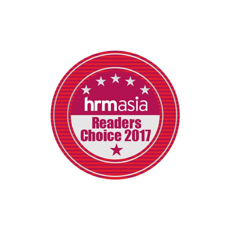HRM Asia Readers' Choice Awards 2017  Best Corporate MICE Venue