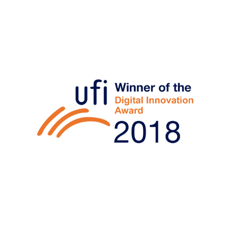 The Global Association of the Exhibition Industry (UFI) Awards 2018   Digital Innovation Award