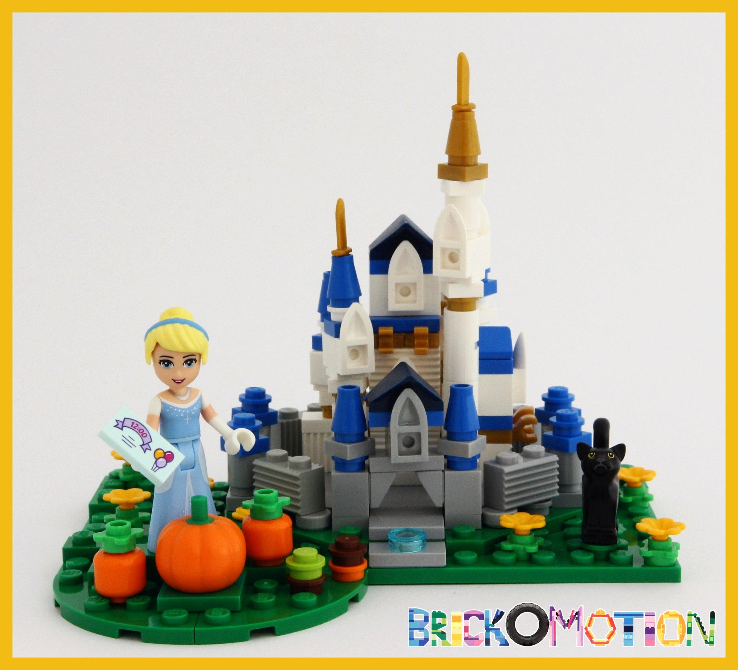 Cinderella's microcastle