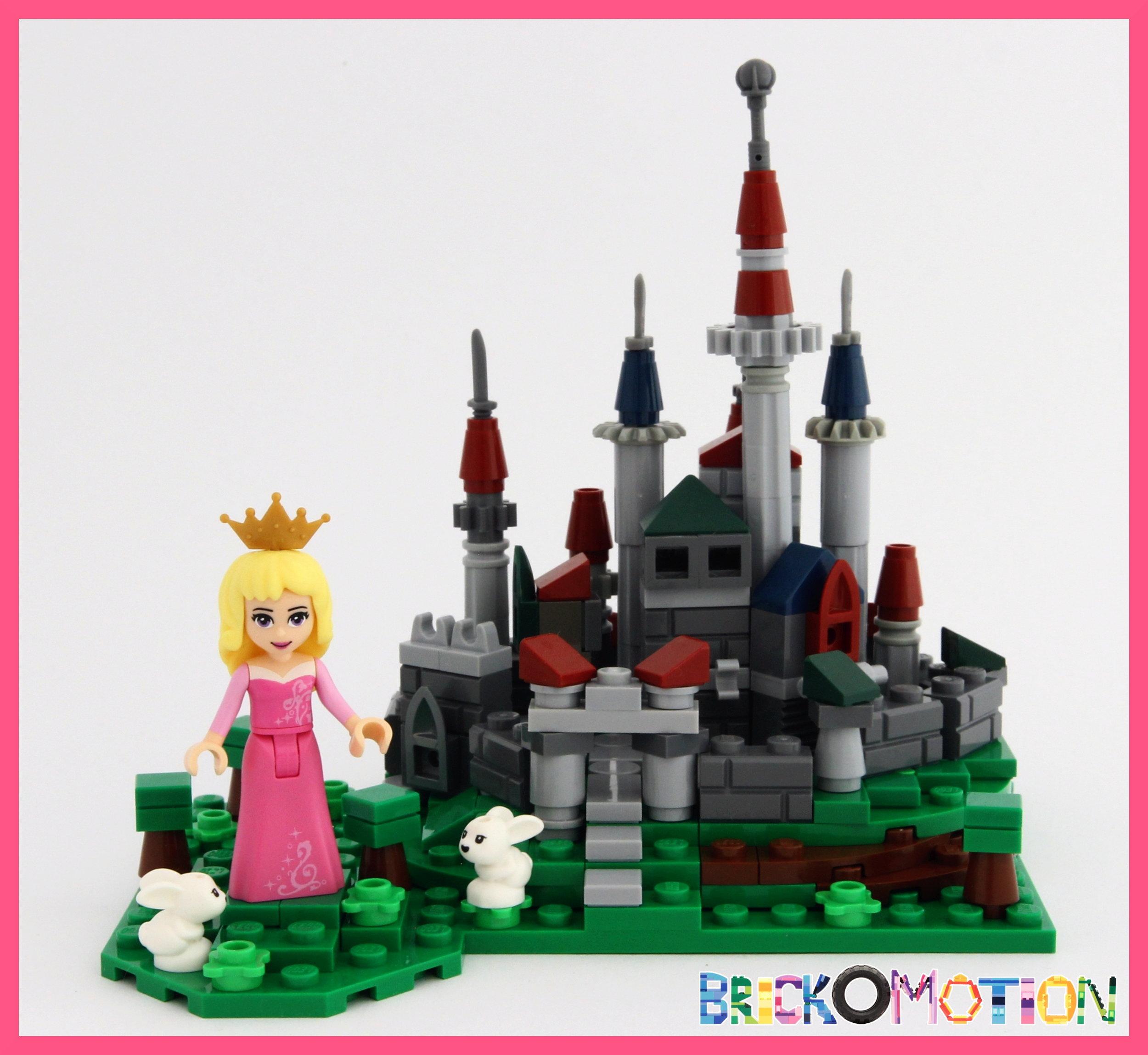 Aurora's microcastle