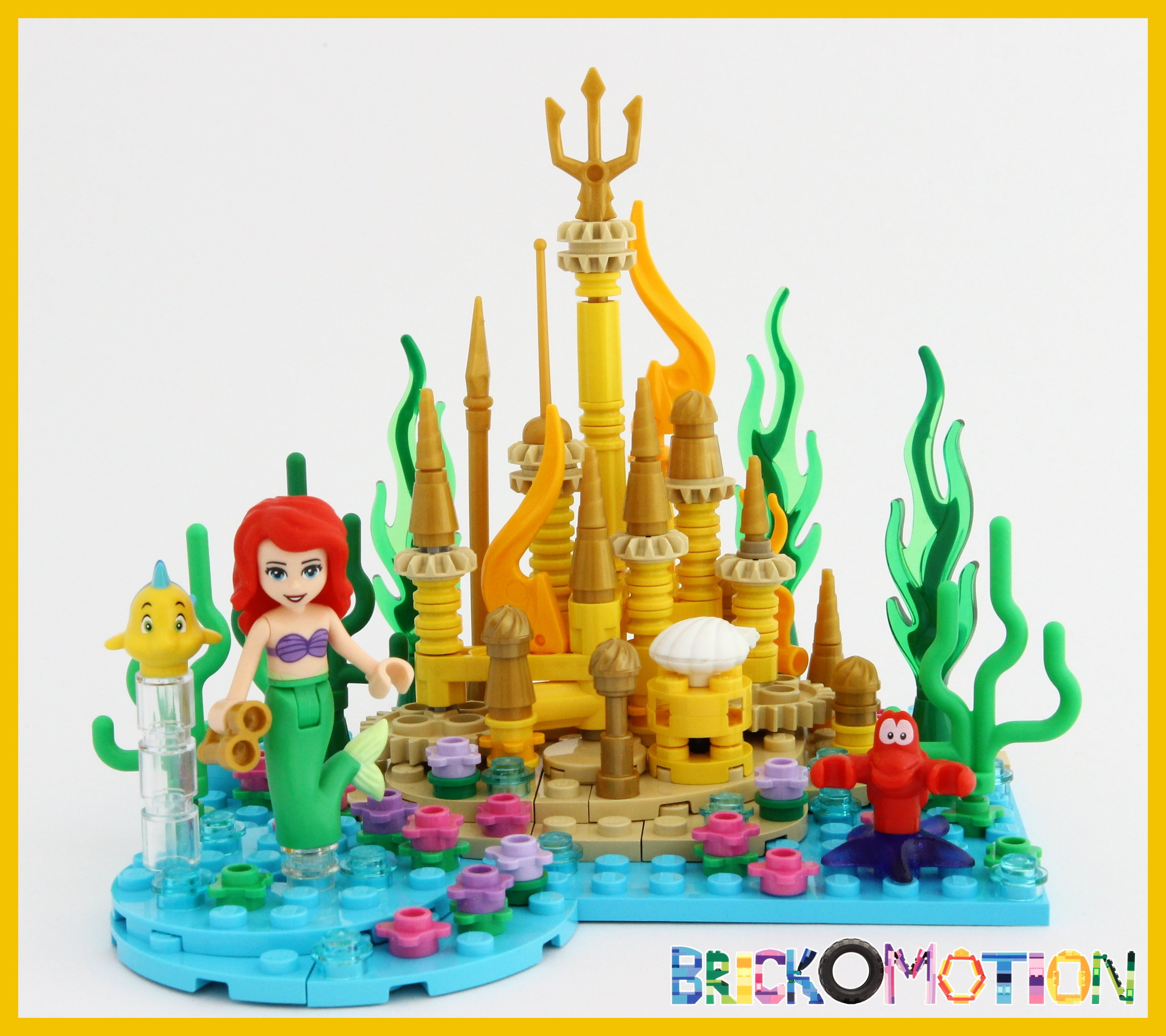 Ariel's micropalace