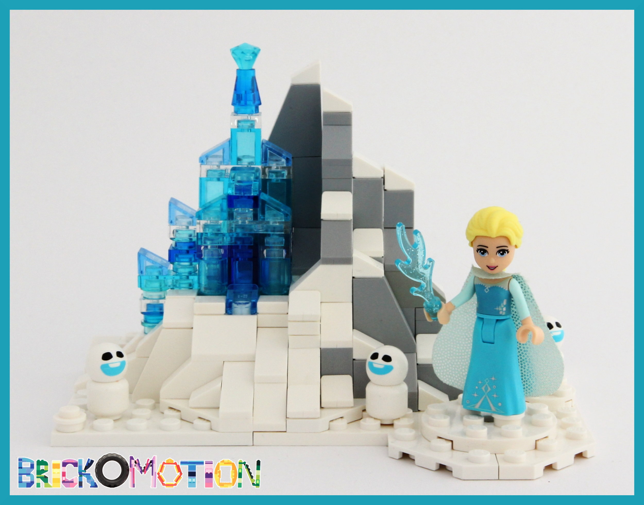 Elsa's micropalace