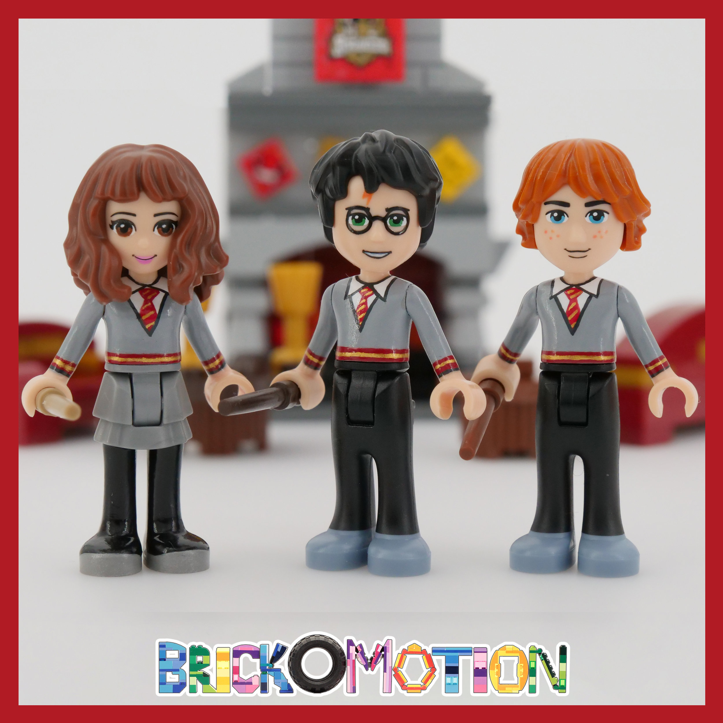 LEGO Harry Potter Minidolls