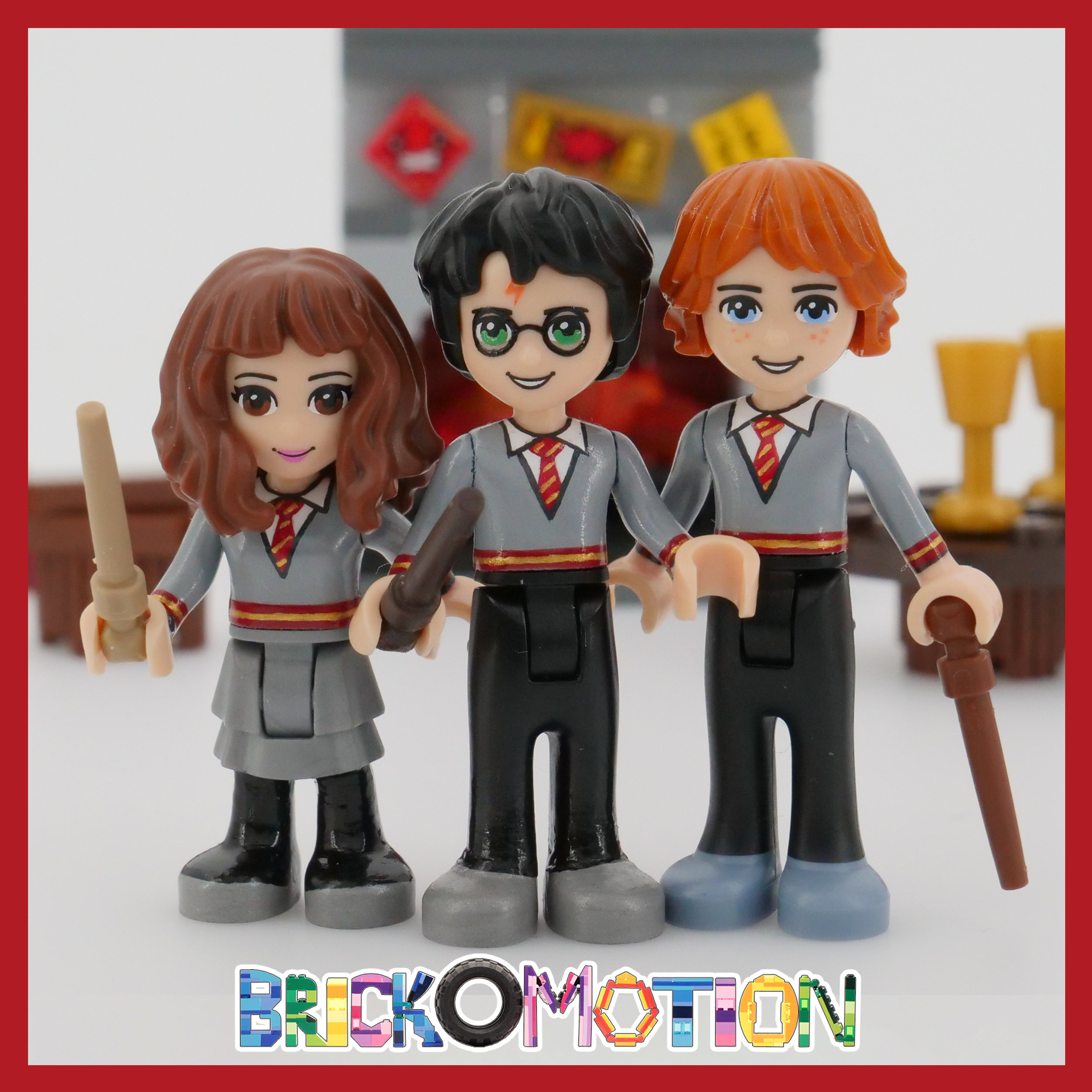 LEGO Harry Potter Mini Minidolls