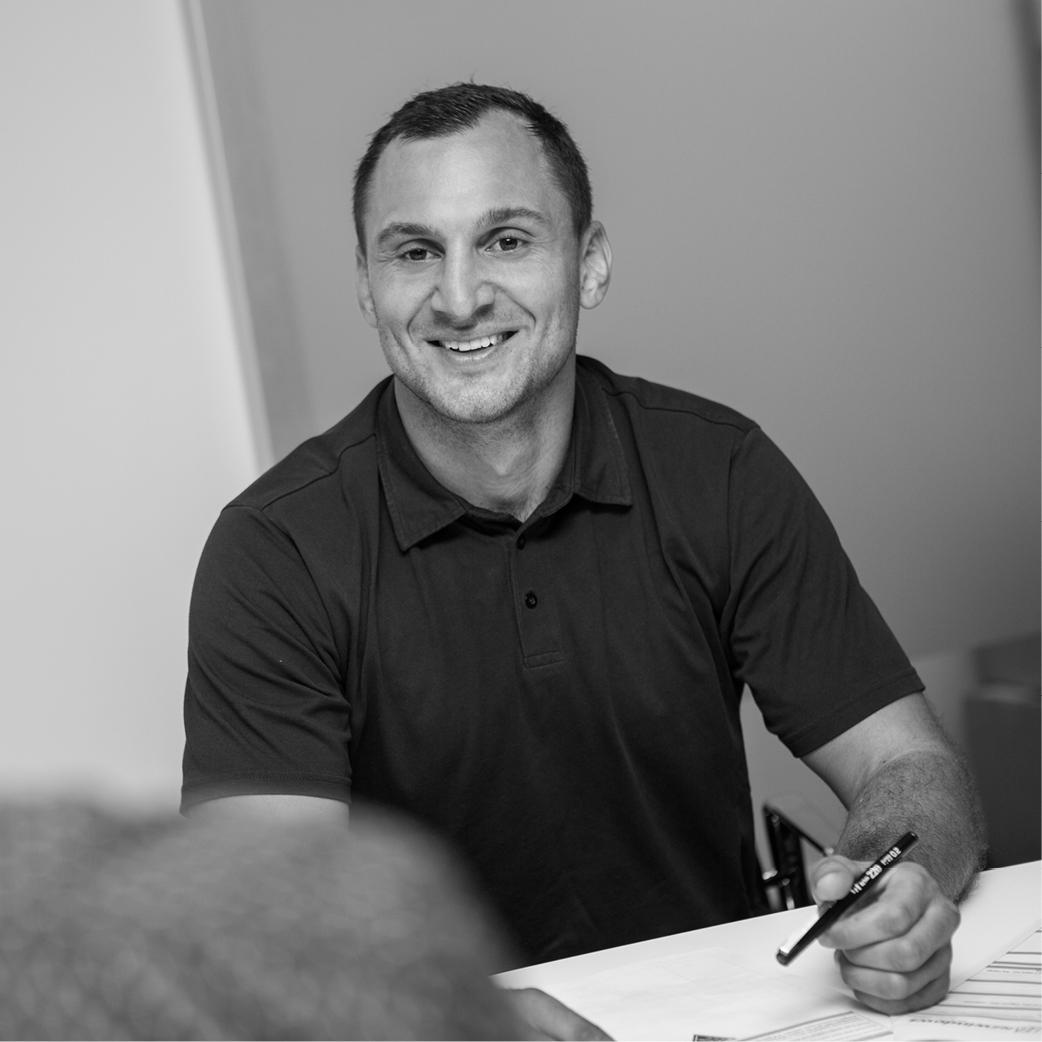 Mario Ozich Chief Estimator