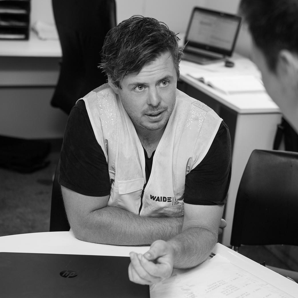 Sam Michelsen Project Director
