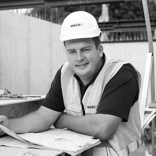Richard Alexander Design/Services Manager