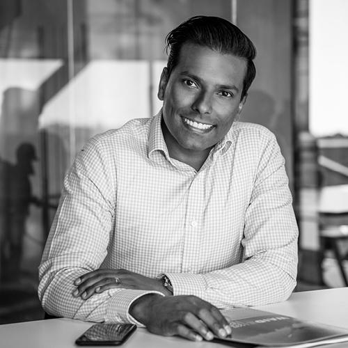 Kapil Patel Chief Financial Officer