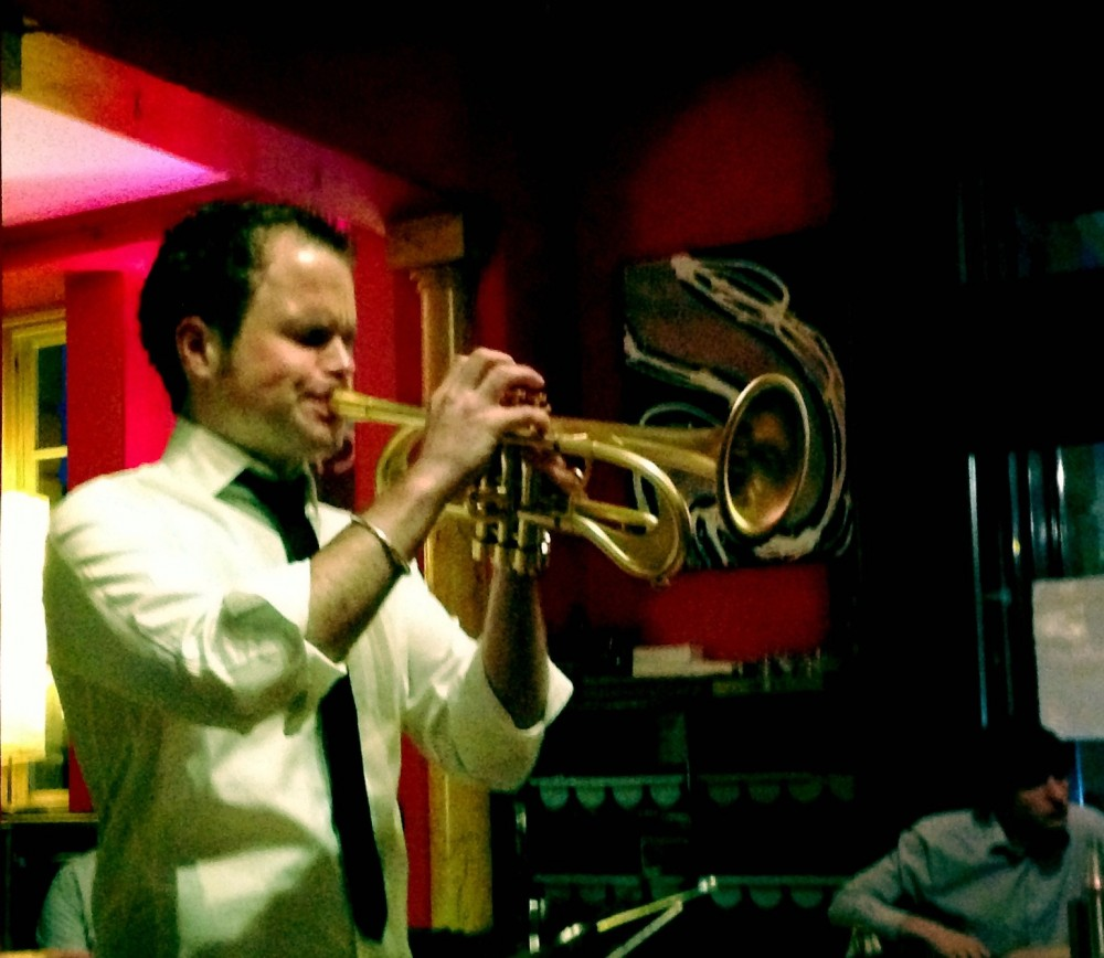 James Lambeth Trio  From Morrissey to Sinatra, smooth jazz vocalist with a swing band