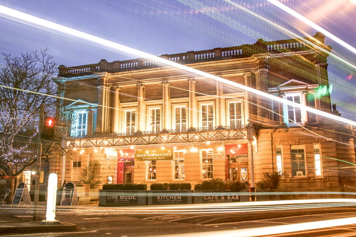 Event Space In Bath Green Park Brasserie