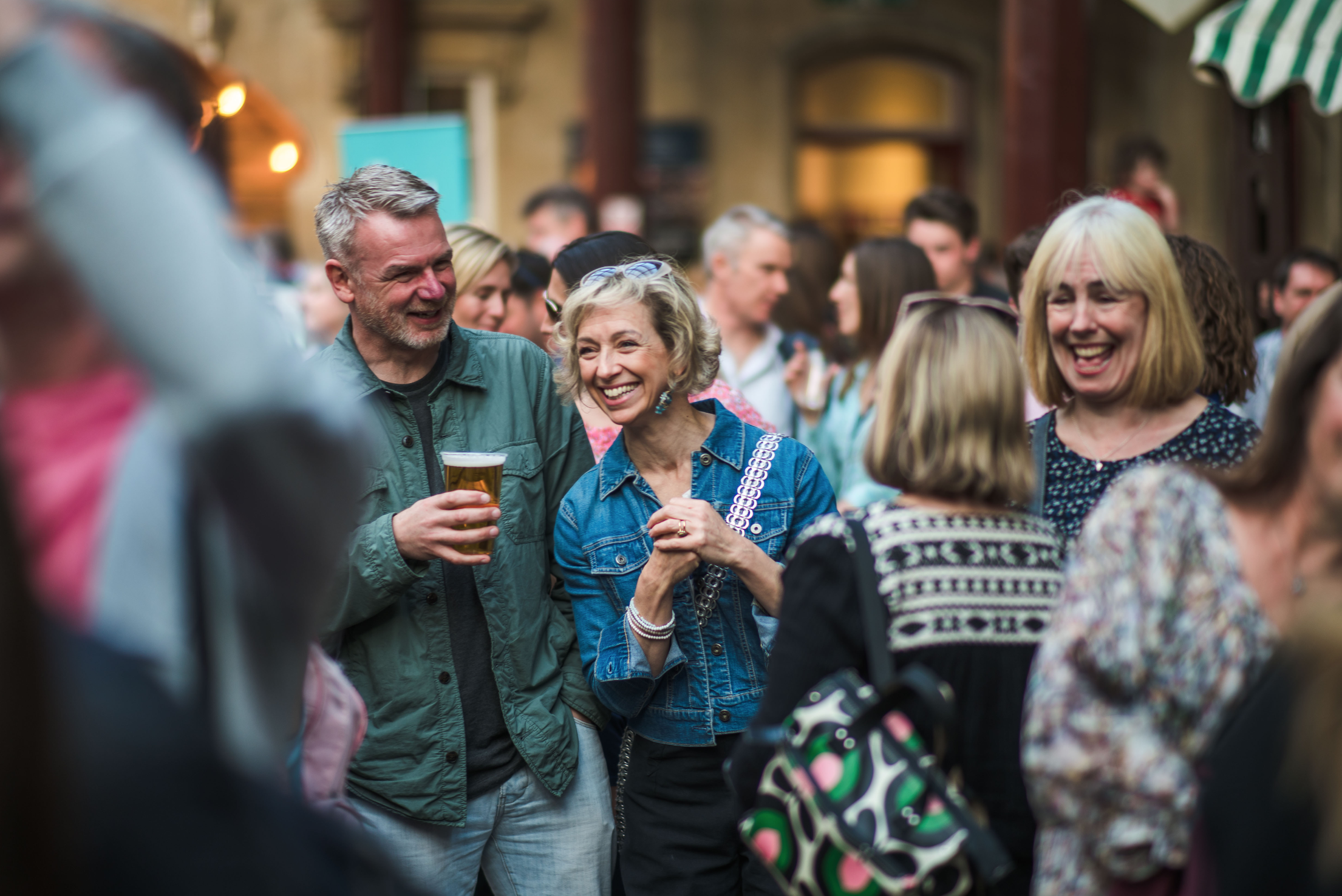 Party in the City (Bath Festivals) at Green Park Brasserie