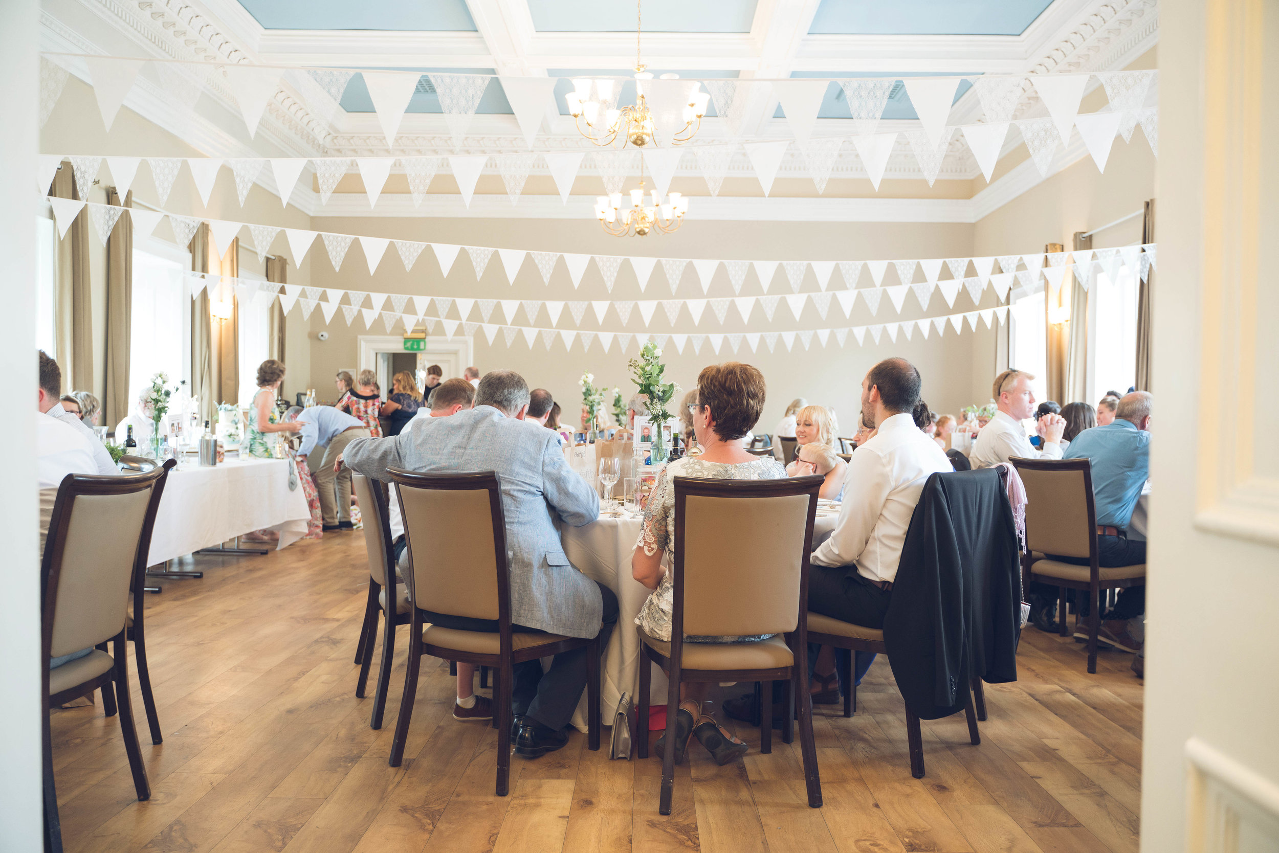 Bath Function Rooms directly above the Brasserie restaurant