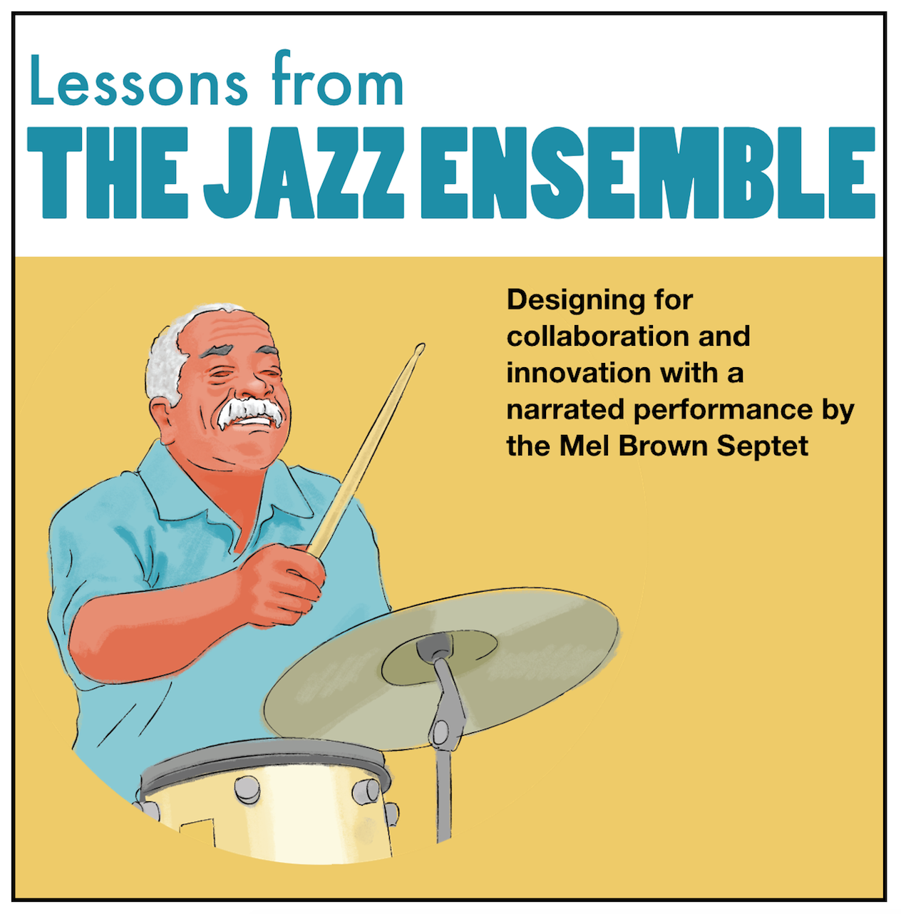 Image for Event Promotion: Lessons from the Jazz Ensemble, The PEAK Fleet, April 2018