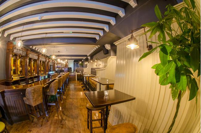bru house craft bar fairview dublin 3