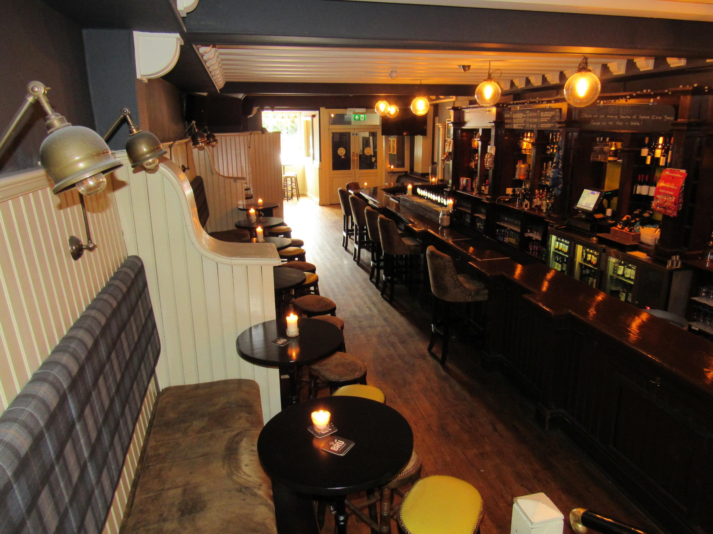 irish craft bar in fairview dublin 3