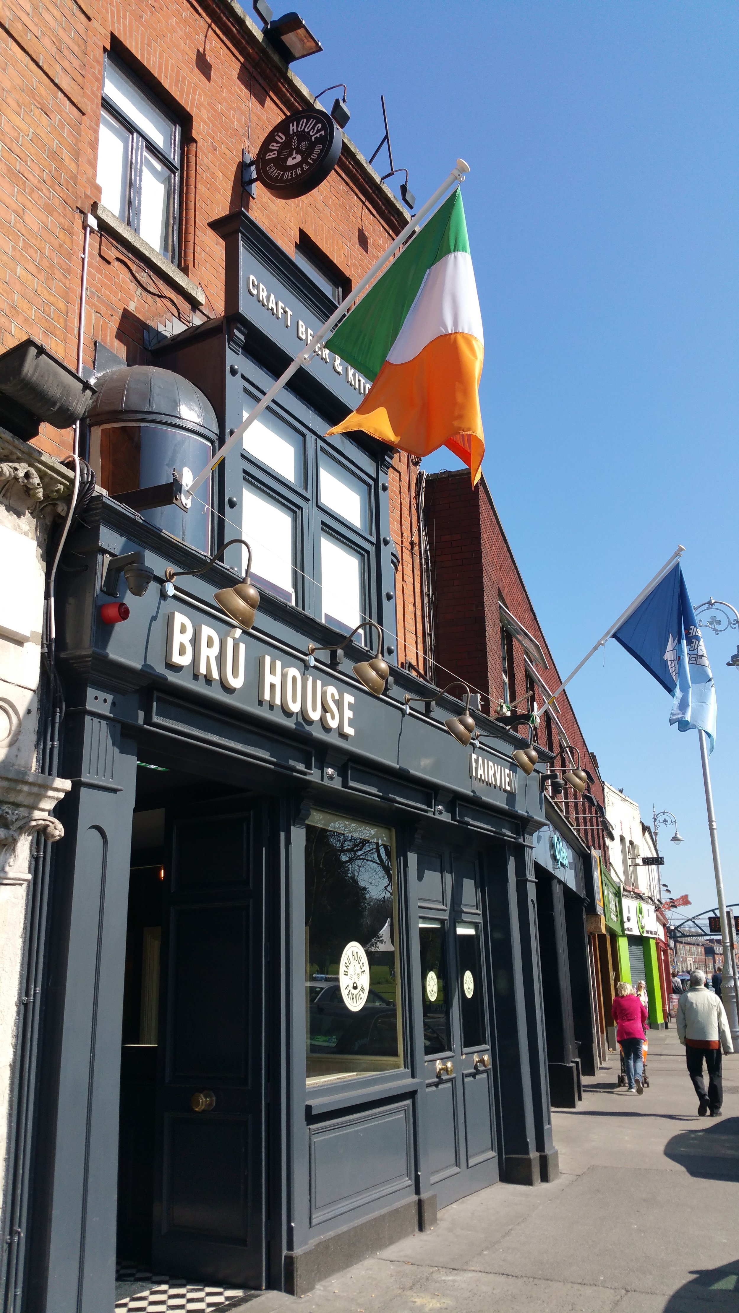 dublin pub with function room